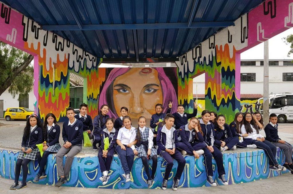 Colegio Alfonso Reyes Echandía