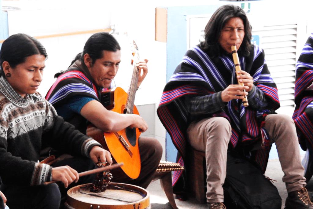 Cantos indígenas
