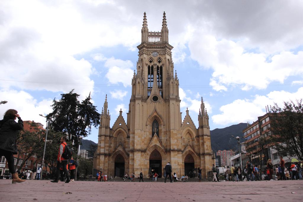 Iglesia Lourdes