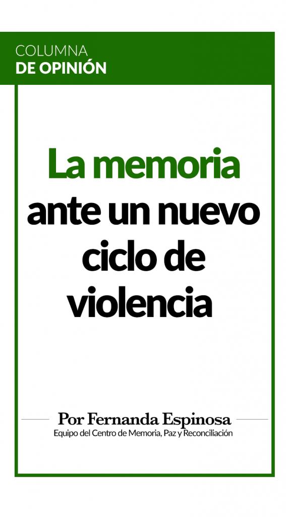 COLUMNA_MEMORIA_FERNANDA_ESPINOSA
